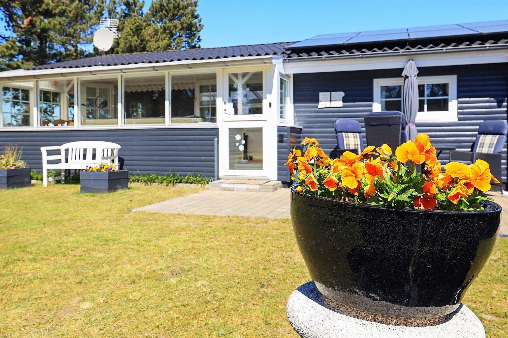 Sommerhus til 6 personer ved Sæby