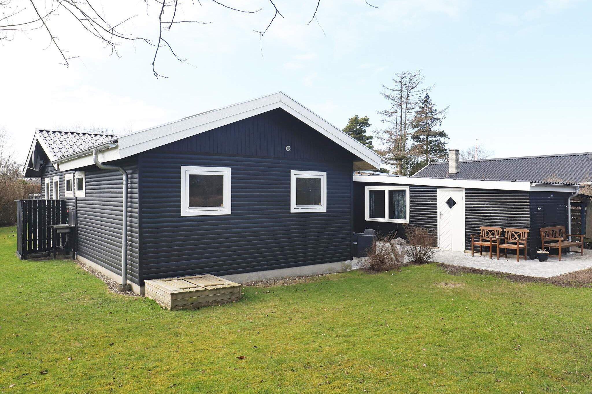 Sommerhus til 7 personer ved Bogense
