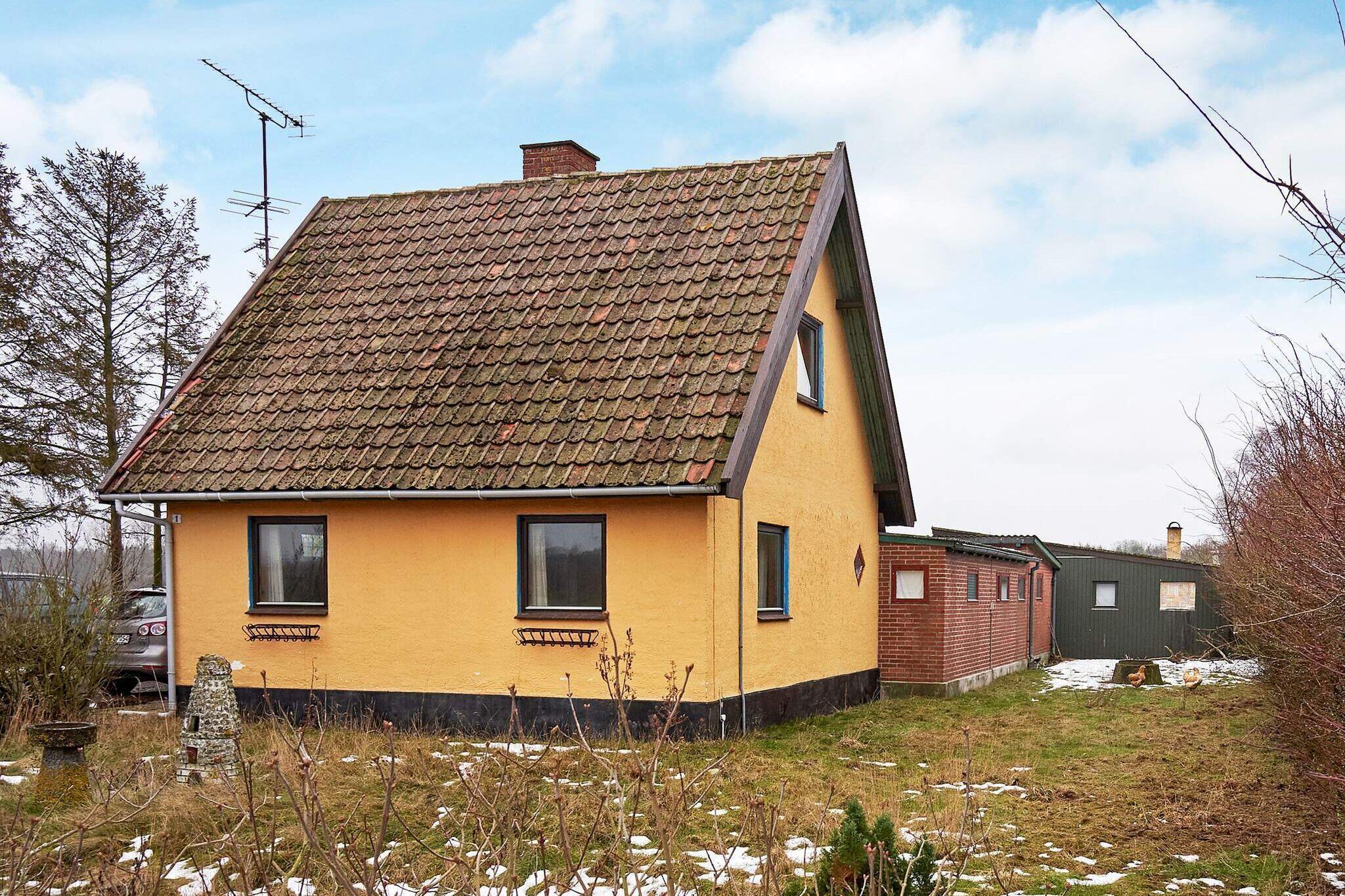 Sommerhus til 8 personer ved Hasle