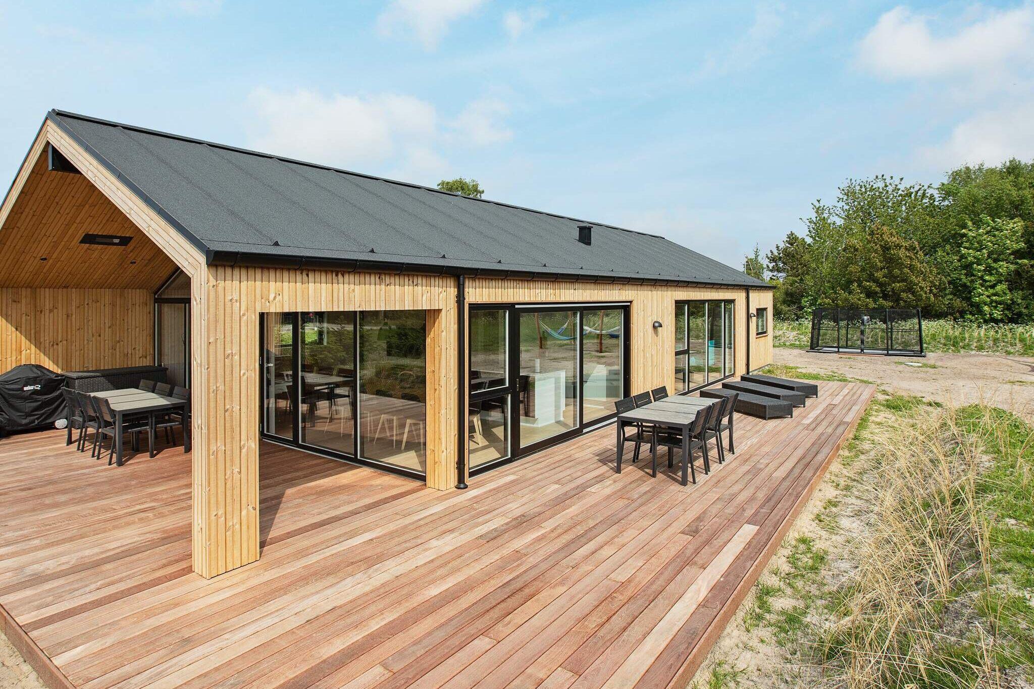 Sommerhus til 10 personer ved Sæby