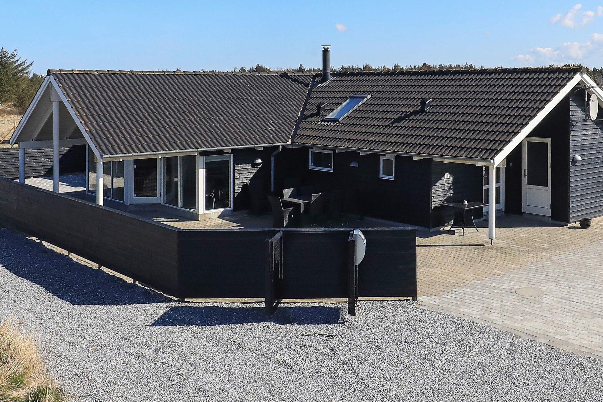 Sommerhus til 12 personer ved Løkken