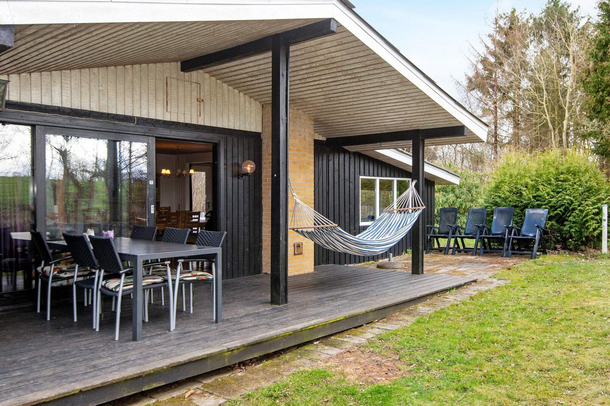 Sommerhus til 10 personer ved Rønde