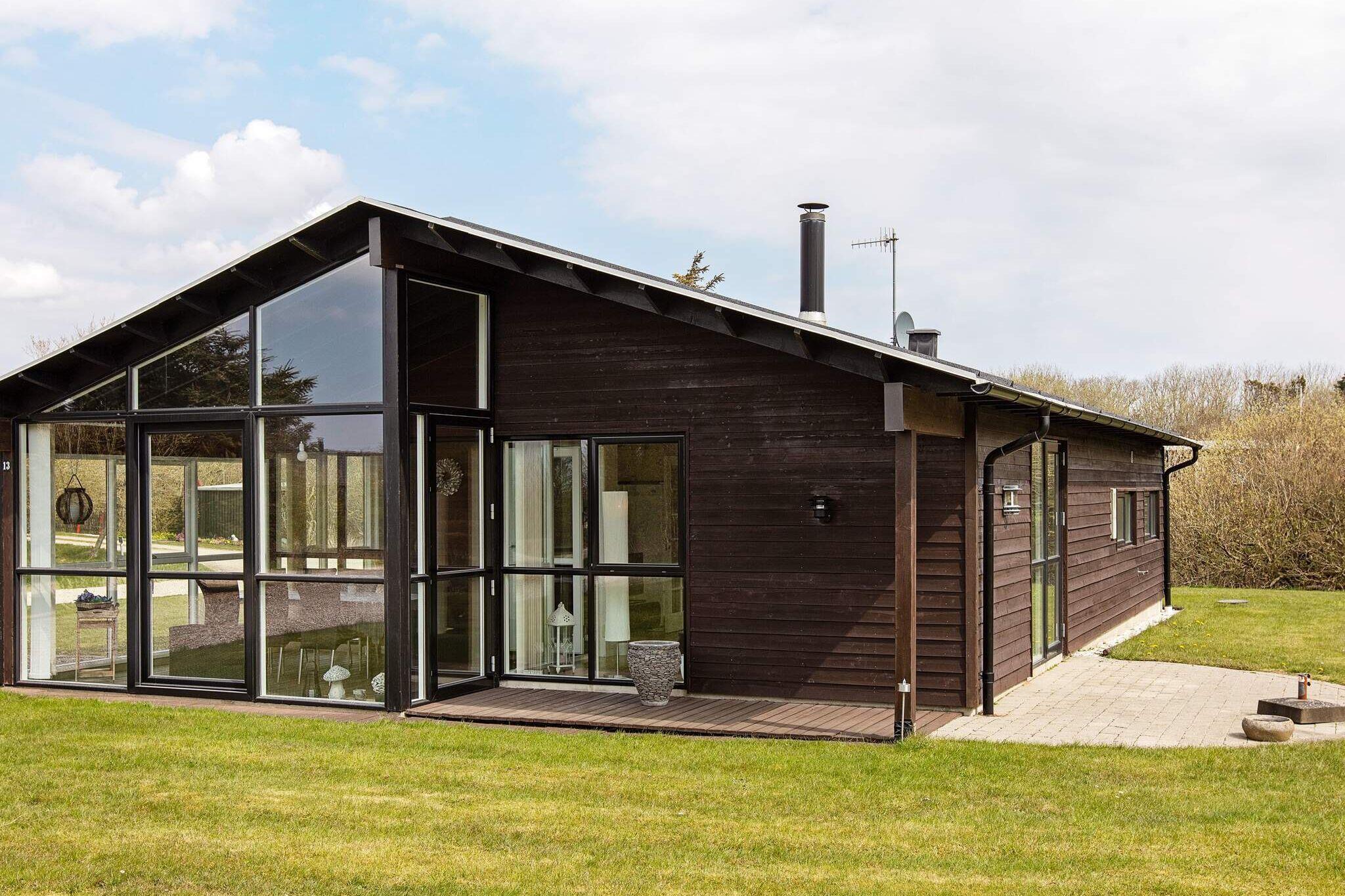 Sommerhus til 6 personer ved Vestervig