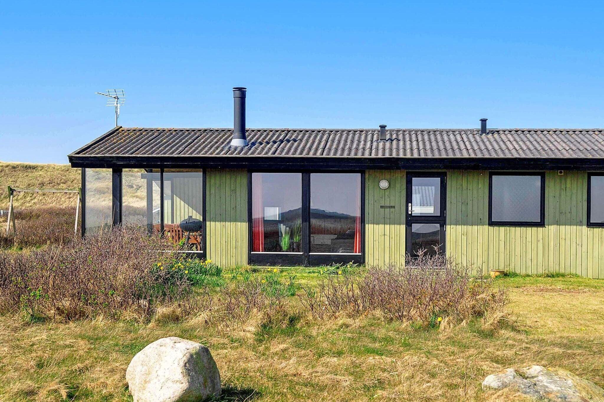 Sommerhus til 5 personer ved Harboøre