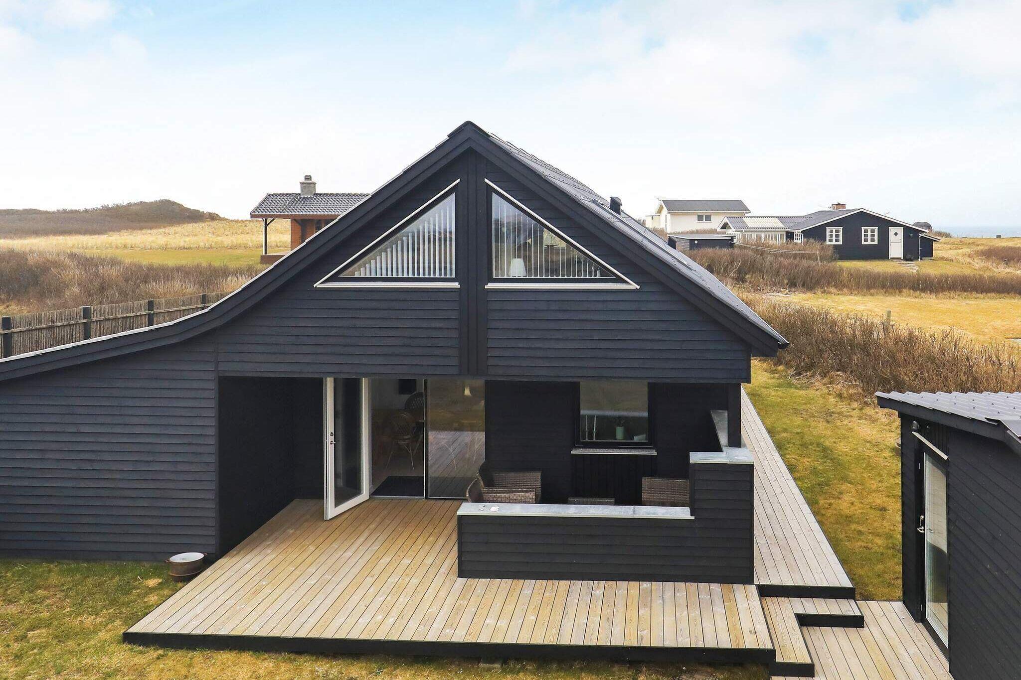 Sommerhus til 6 personer ved Løkken