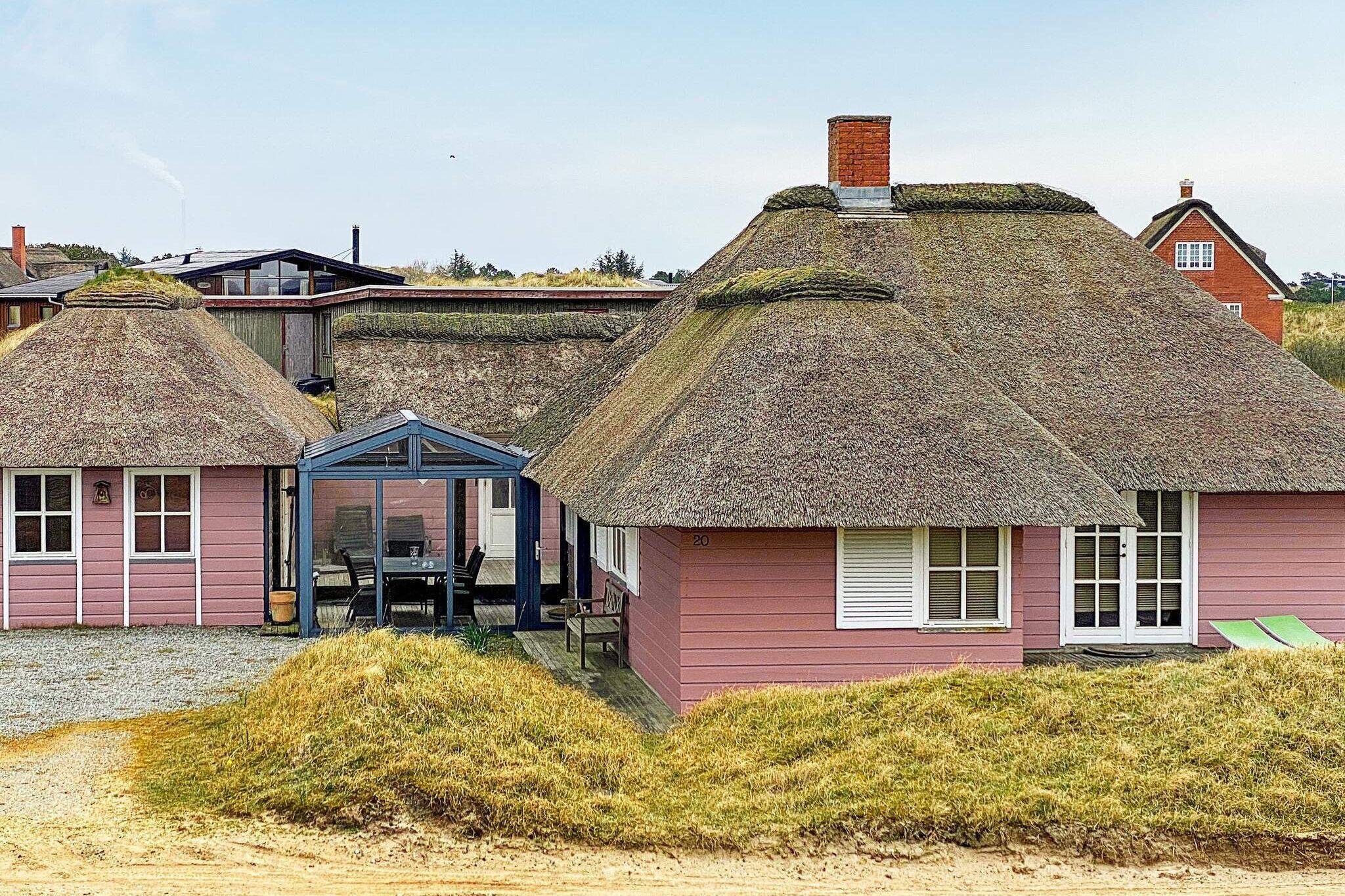 Sommerhus til 7 personer ved Fanø