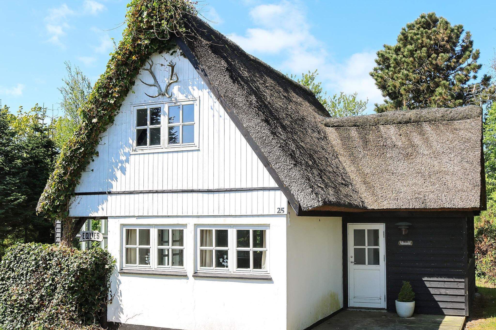 Sommerhus til 4 personer ved Hadsund
