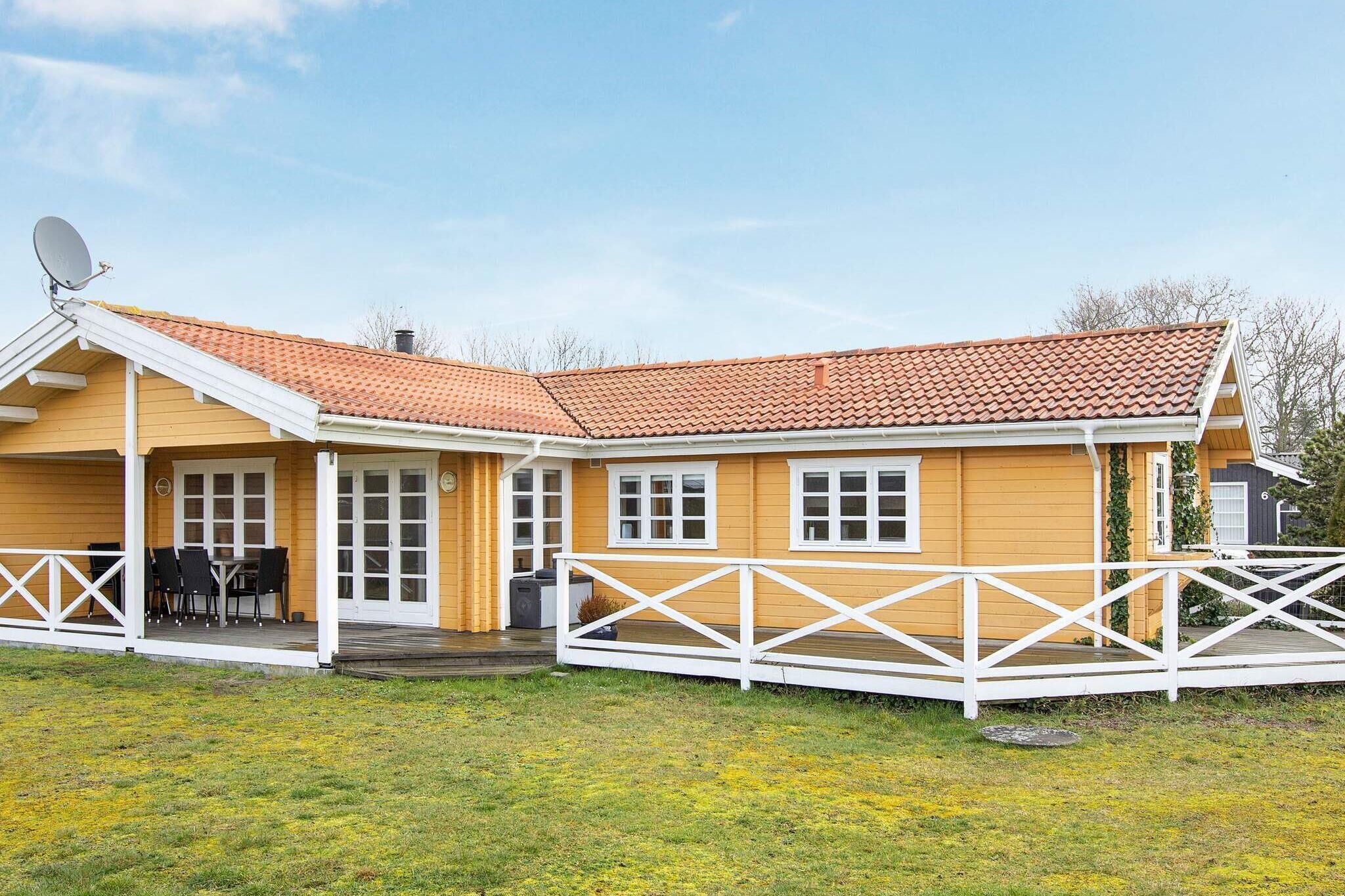 Sommerhus til 6 personer ved Slagelse