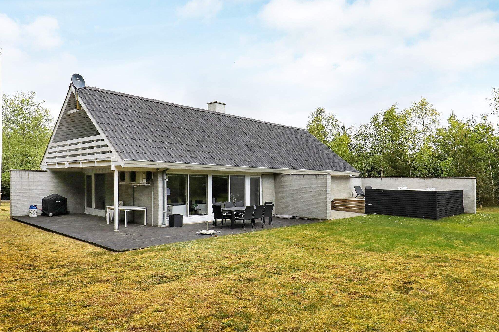 Sommerhus til 10 personer ved Højslev