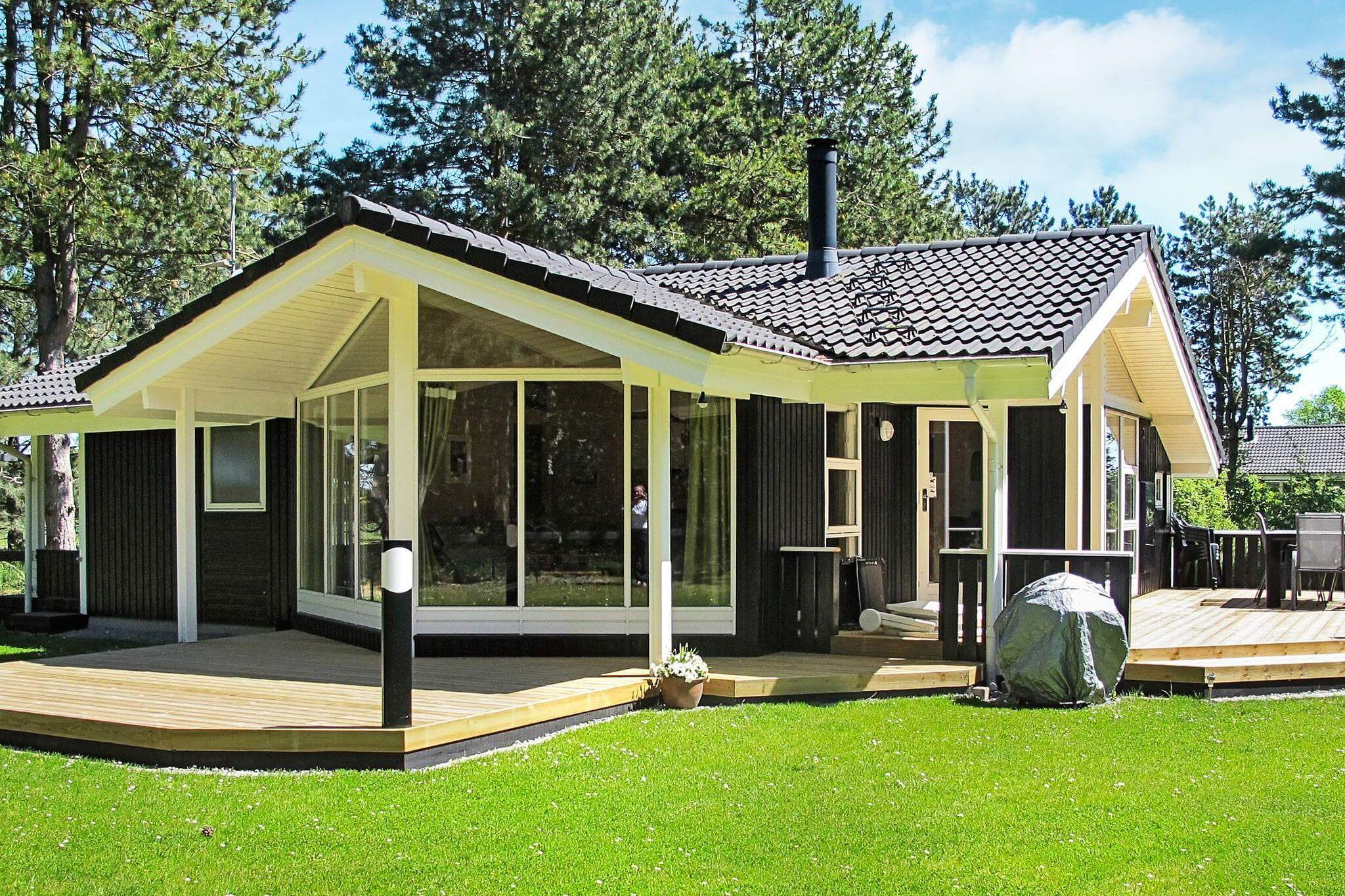 Sommerhus til 6 personer ved Rødby