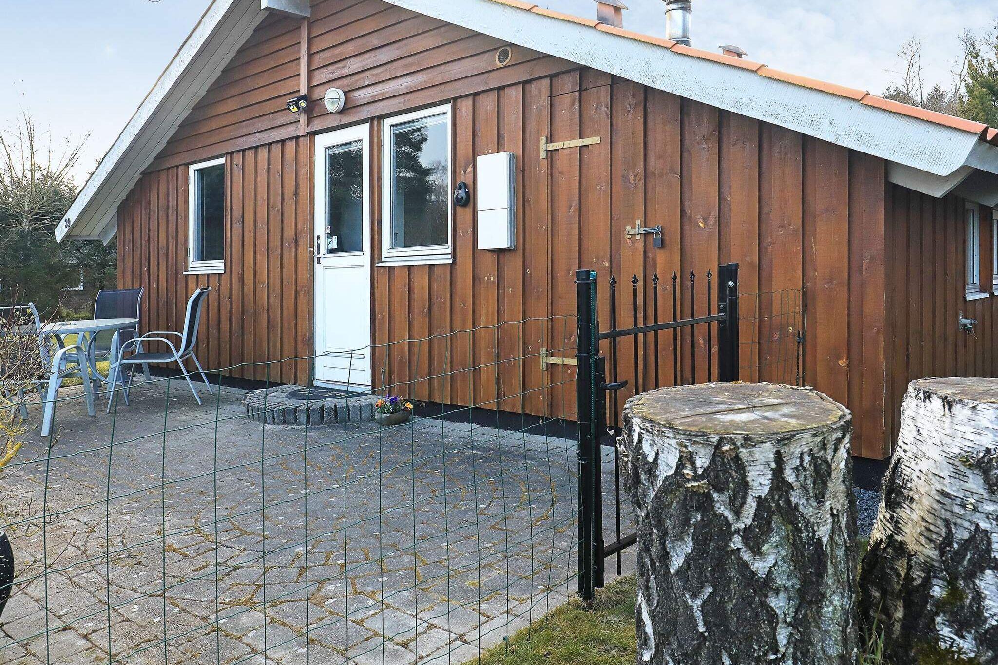 Sommerhus til 6 personer ved Farsø