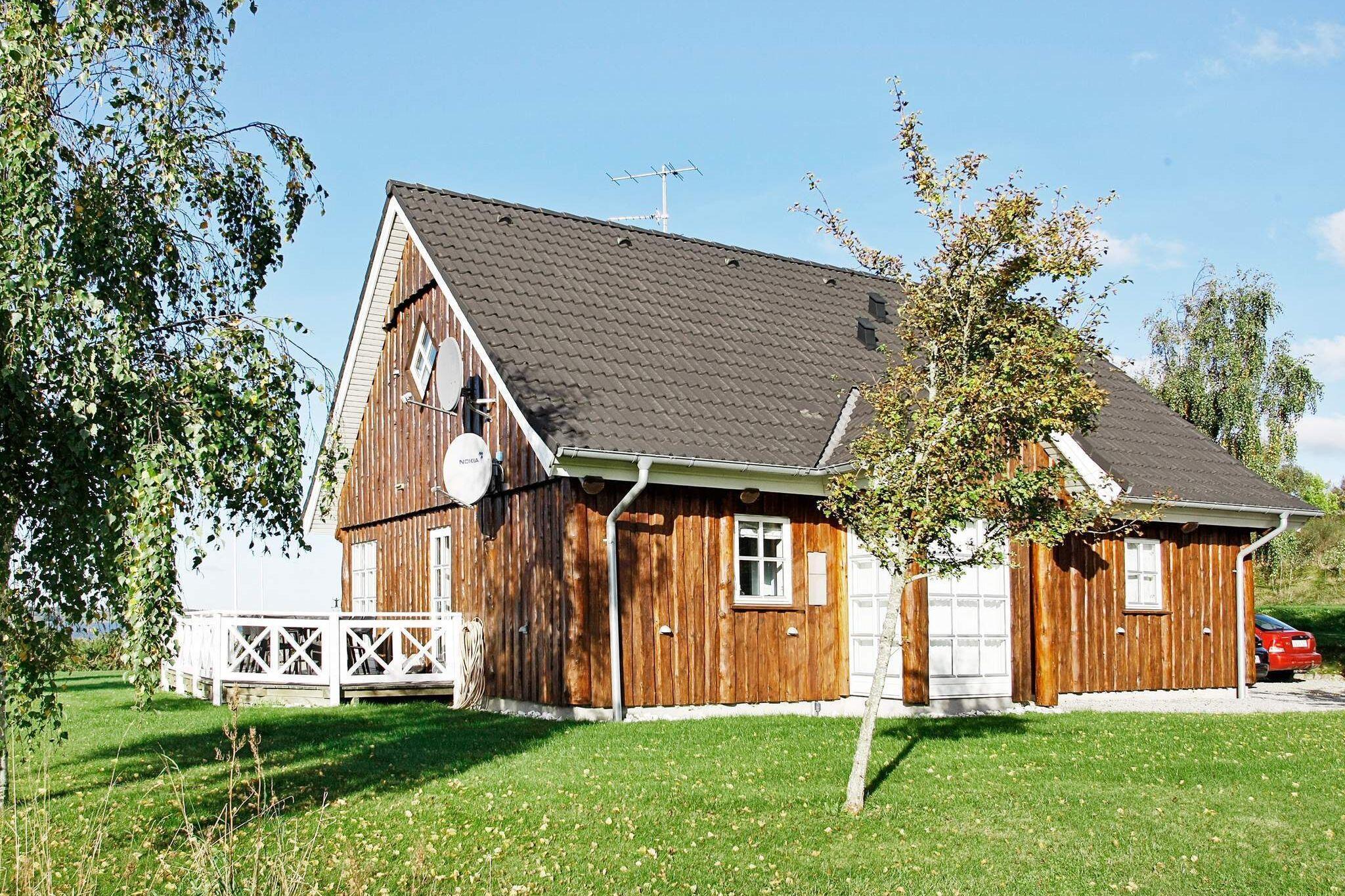 Sommerhus til 8 personer ved Løgstrup
