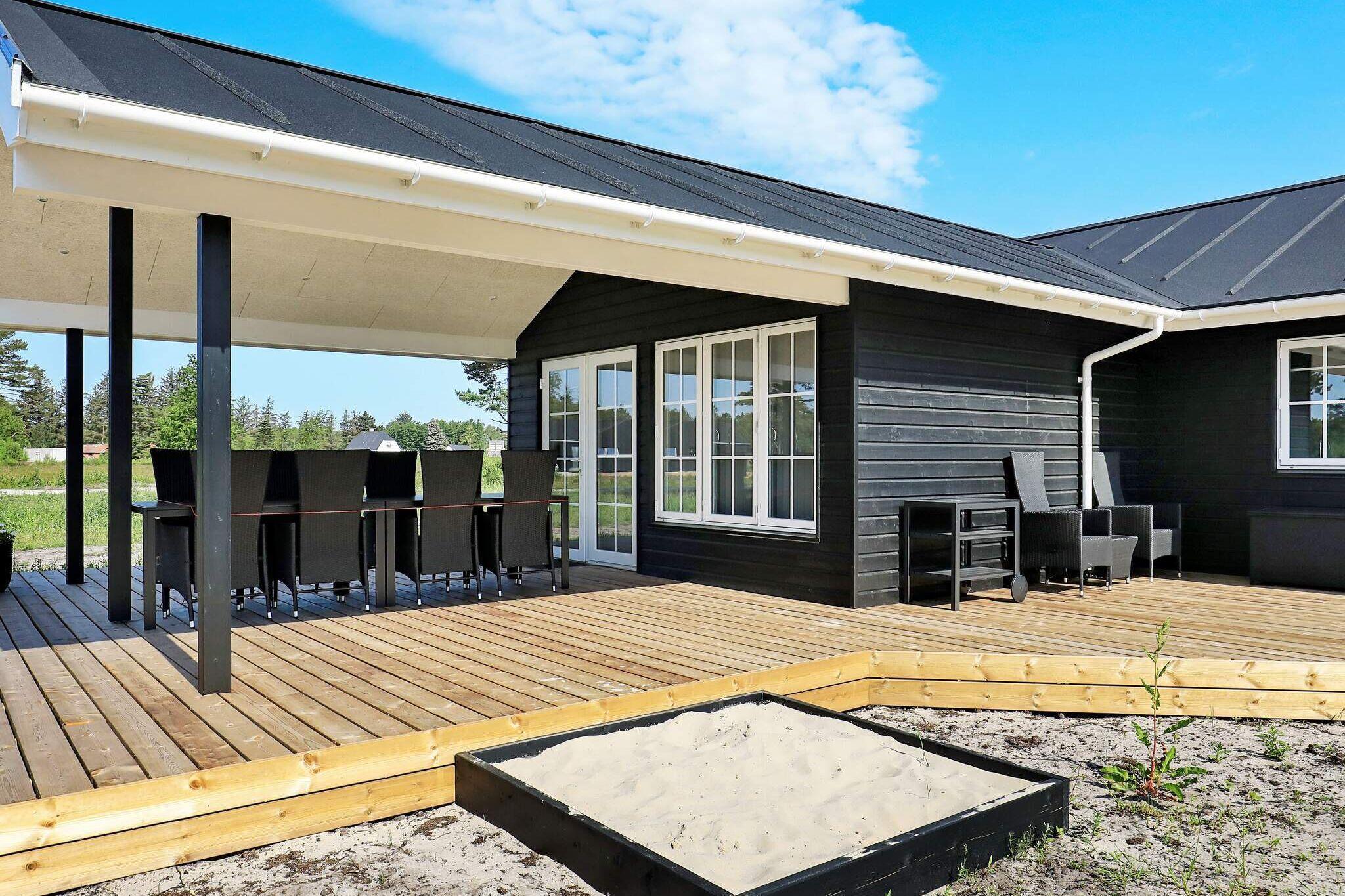 Sommerhus til 8 personer ved Læsø