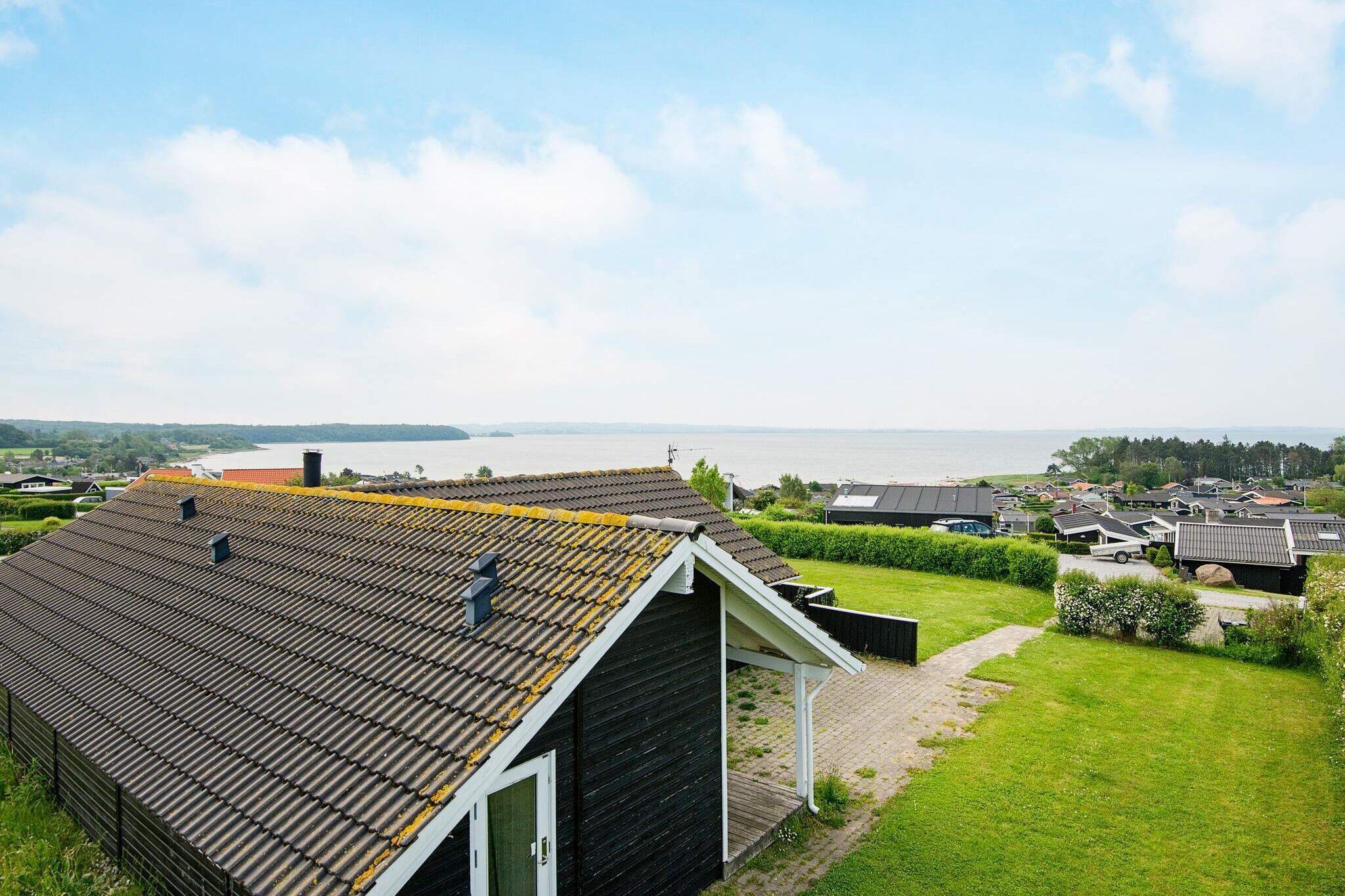 Sommerhus til 8 personer ved Rønde