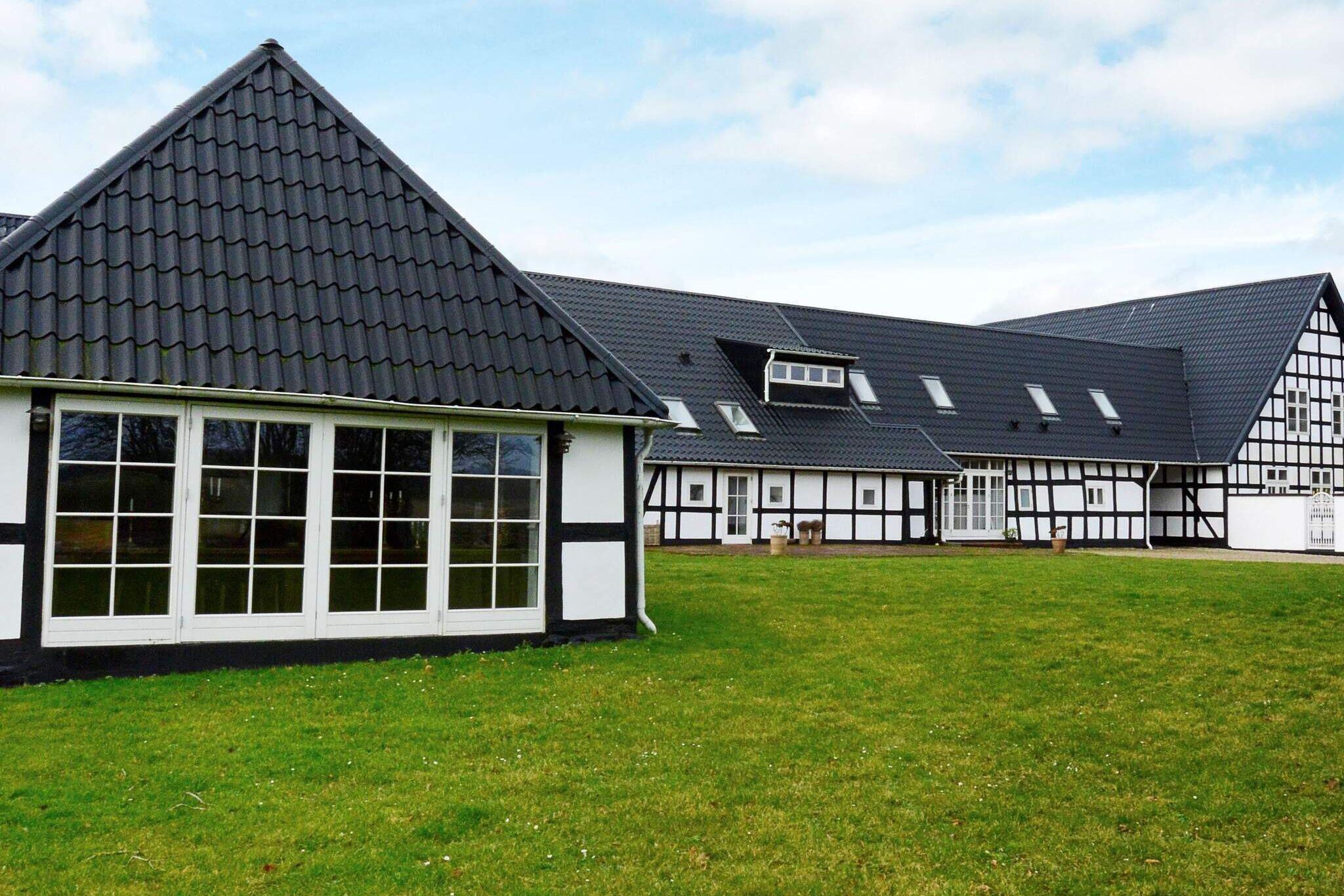 Sommerhus til 20 personer ved Svendborg