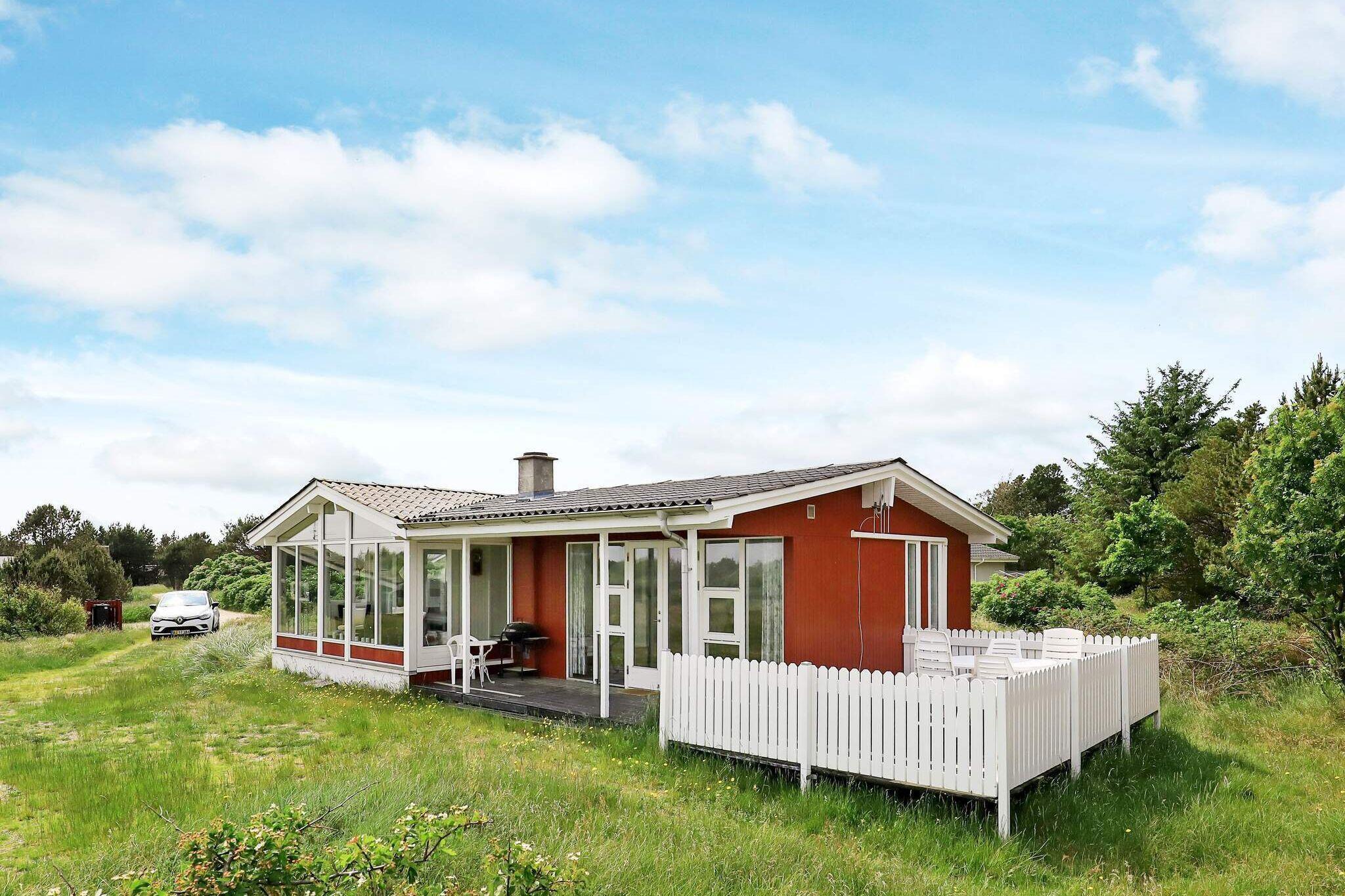Sommerhus til 5 personer ved Vejers Strand