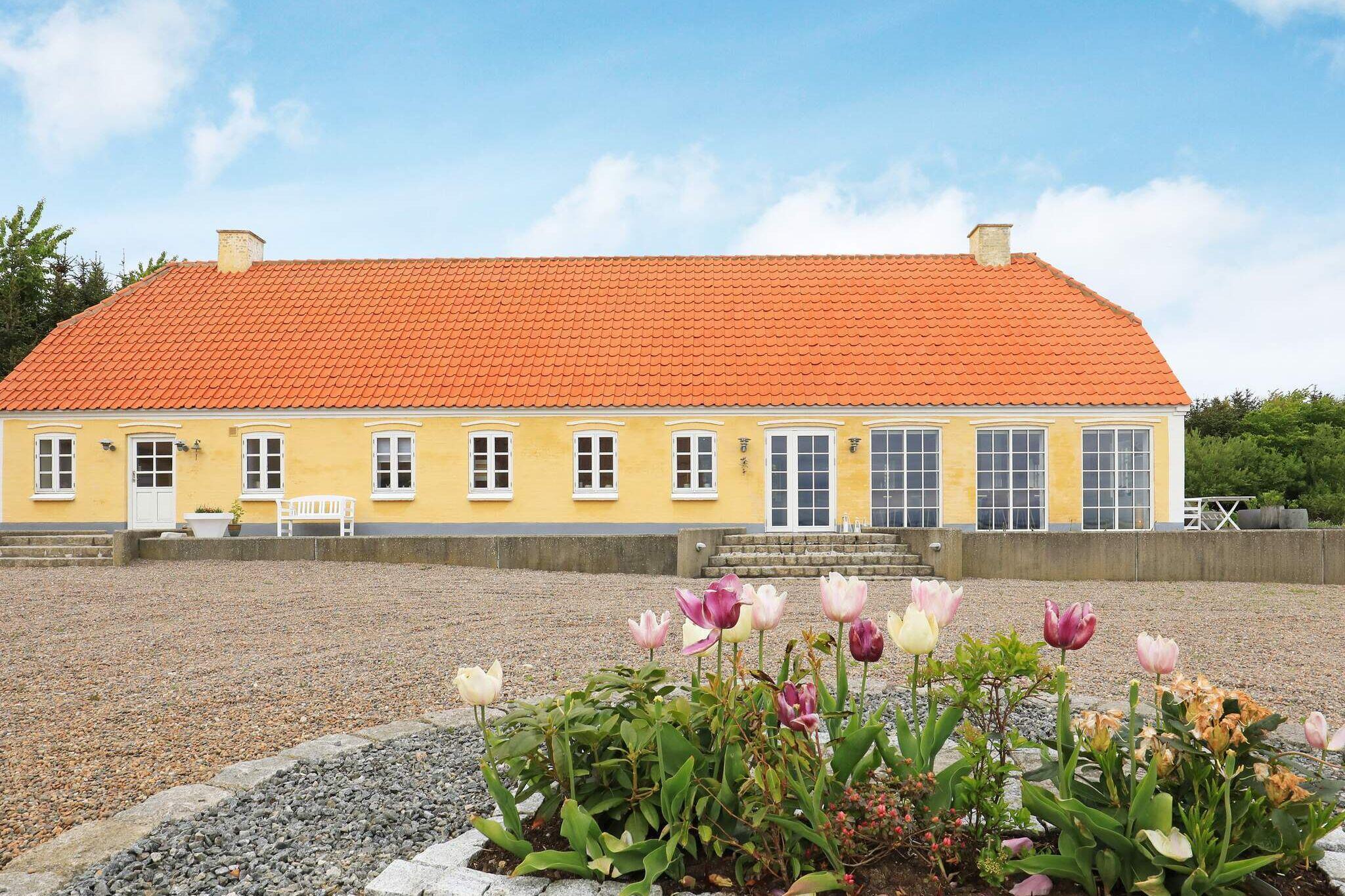 Sommerhus til 16 personer ved Nykøbing M