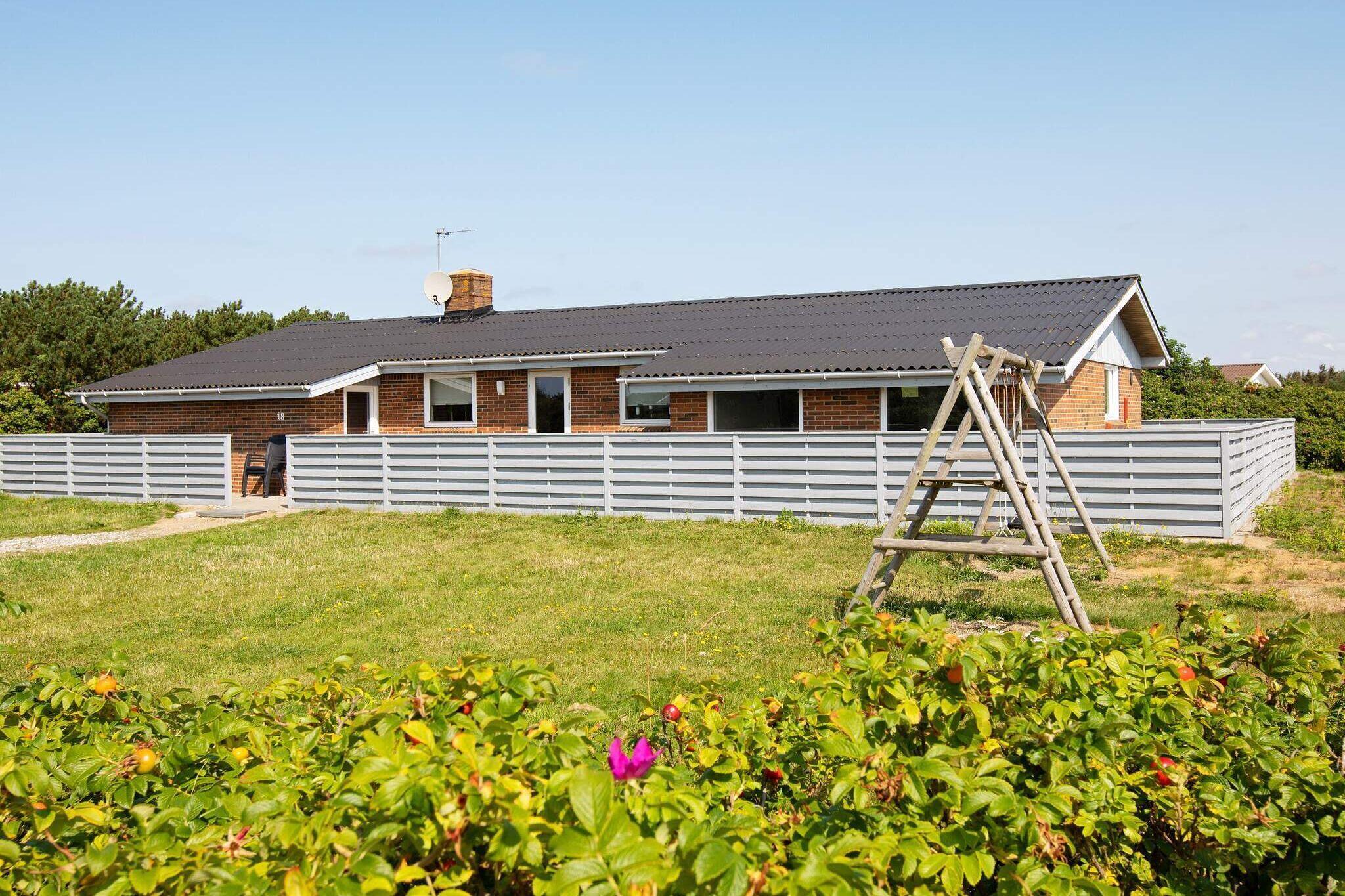Sommerhus til 10 personer ved Ringkøbing