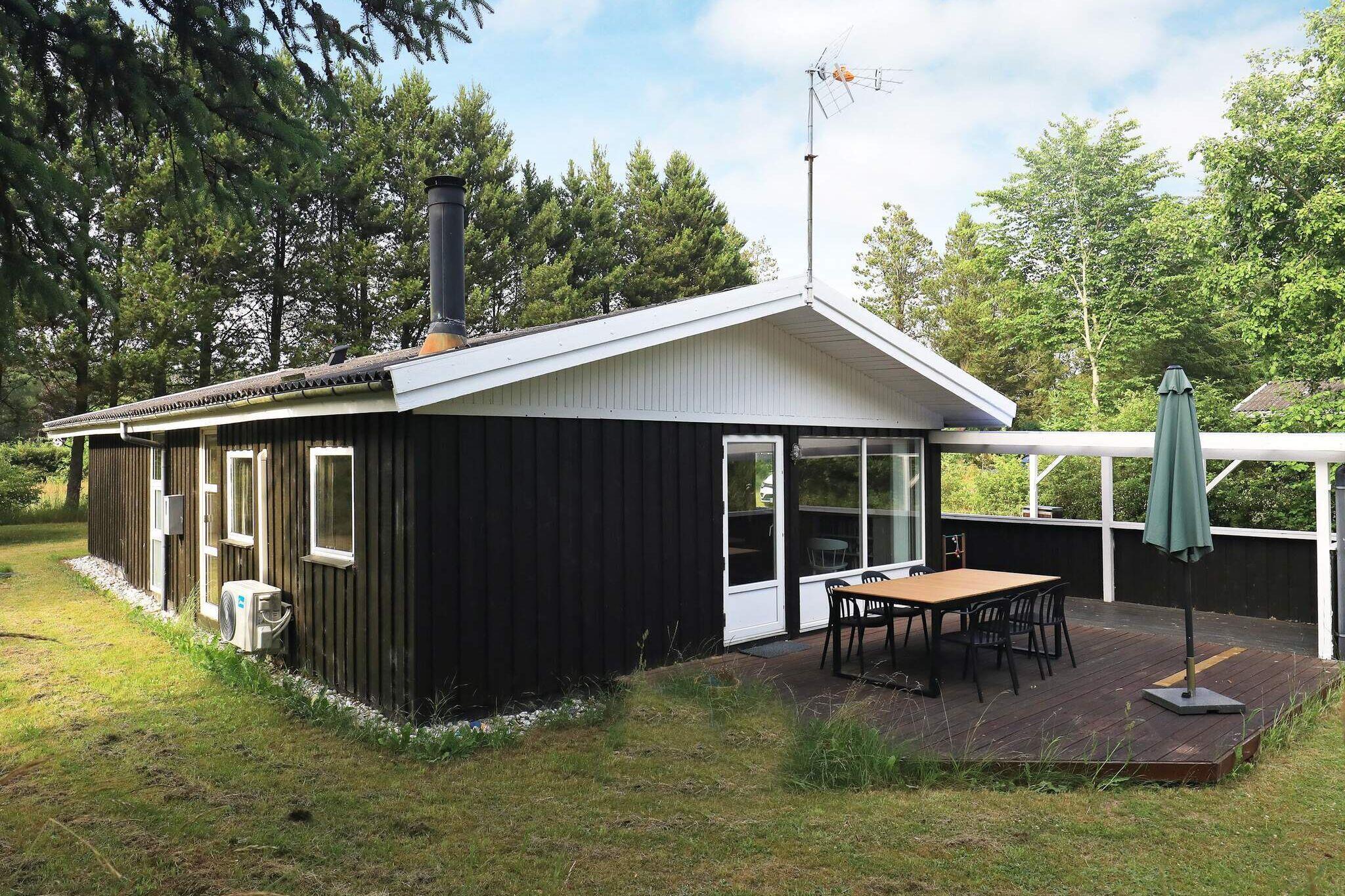 Sommerhus til 5 personer ved Fjerritslev
