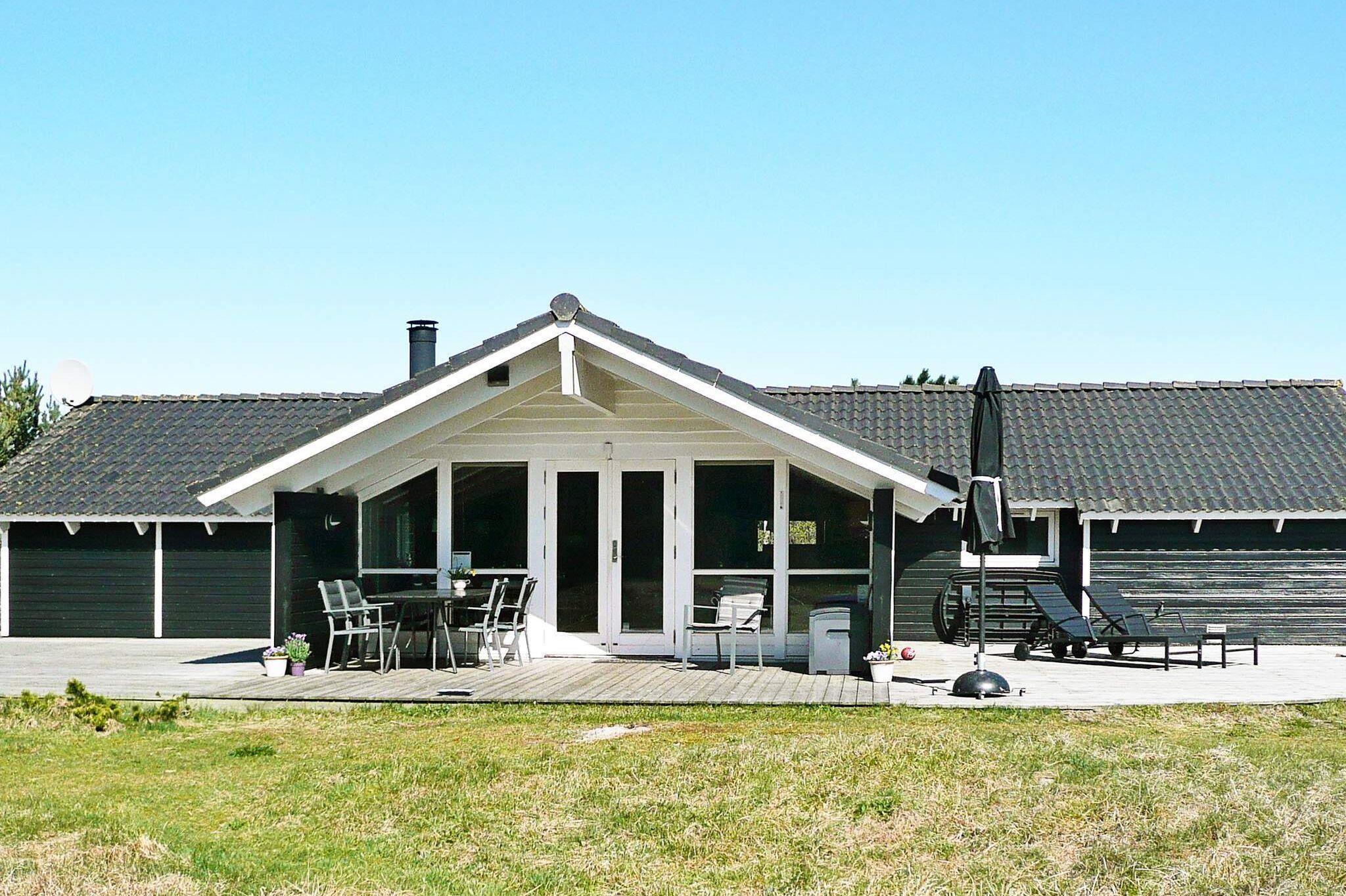 Sommerhus til 9 personer ved Løkken