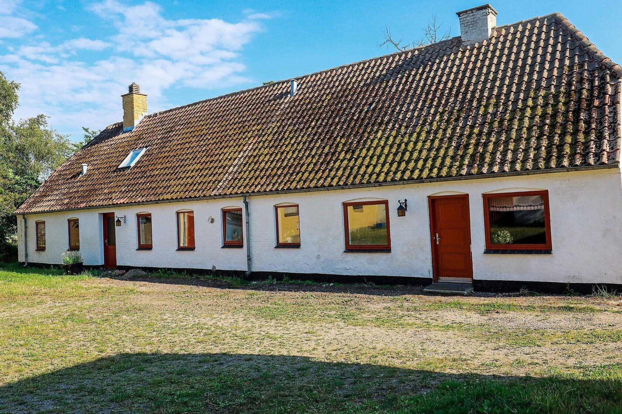 Sommerhus til 12 personer ved Aabybro