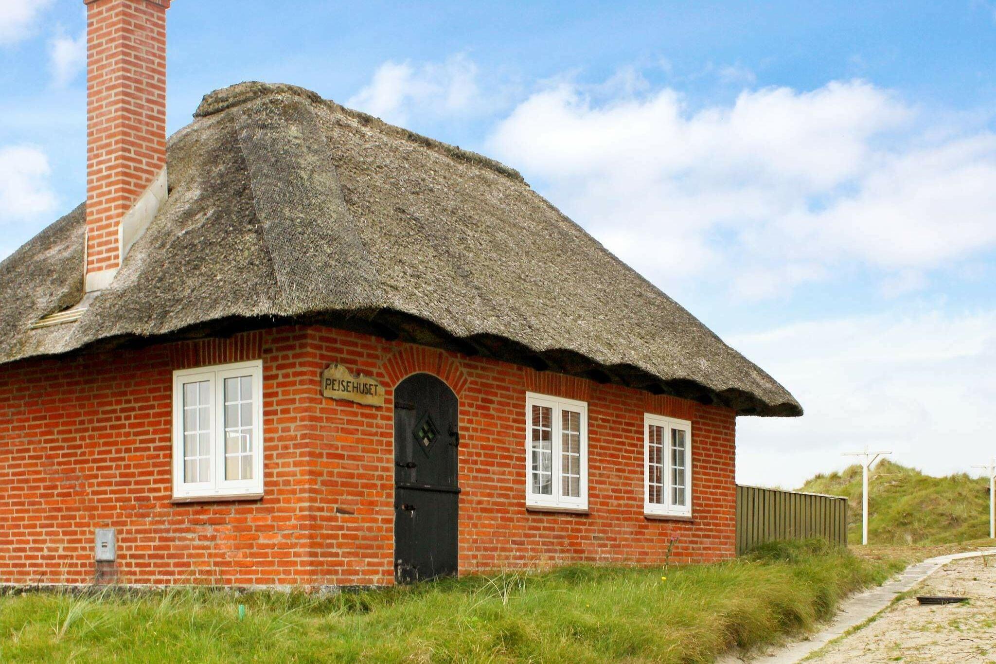 Sommerhus til 2 personer ved Fanø