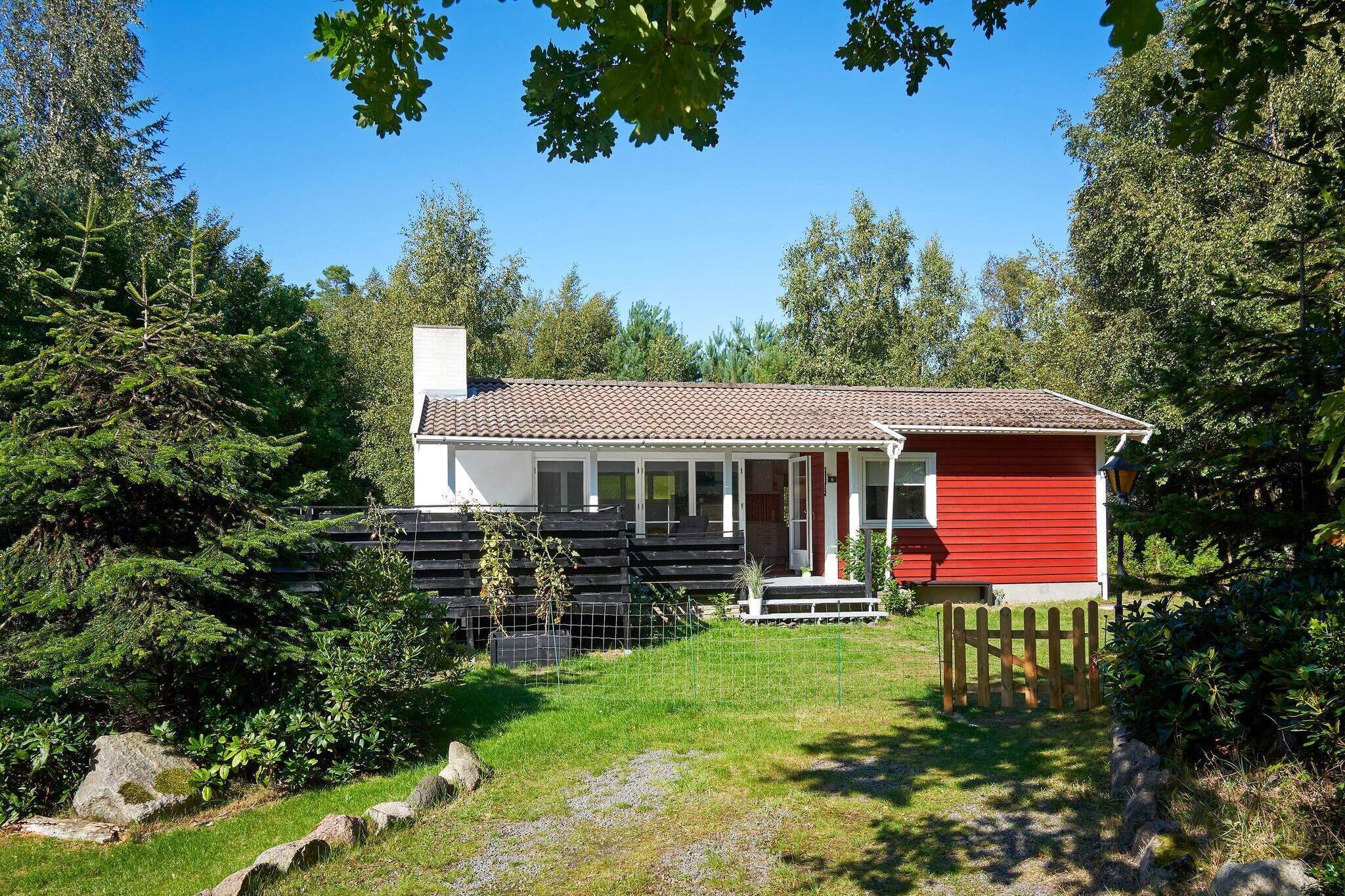 Sommerhus til 4 personer ved Åkirkeby