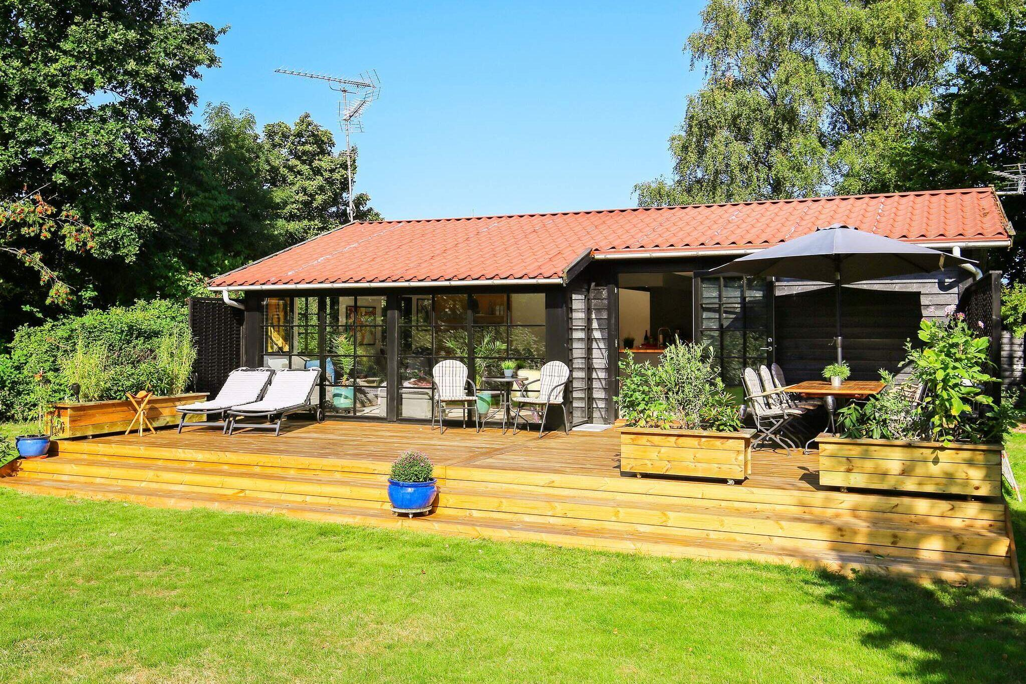 Sommerhus til 6 personer ved Gilleleje