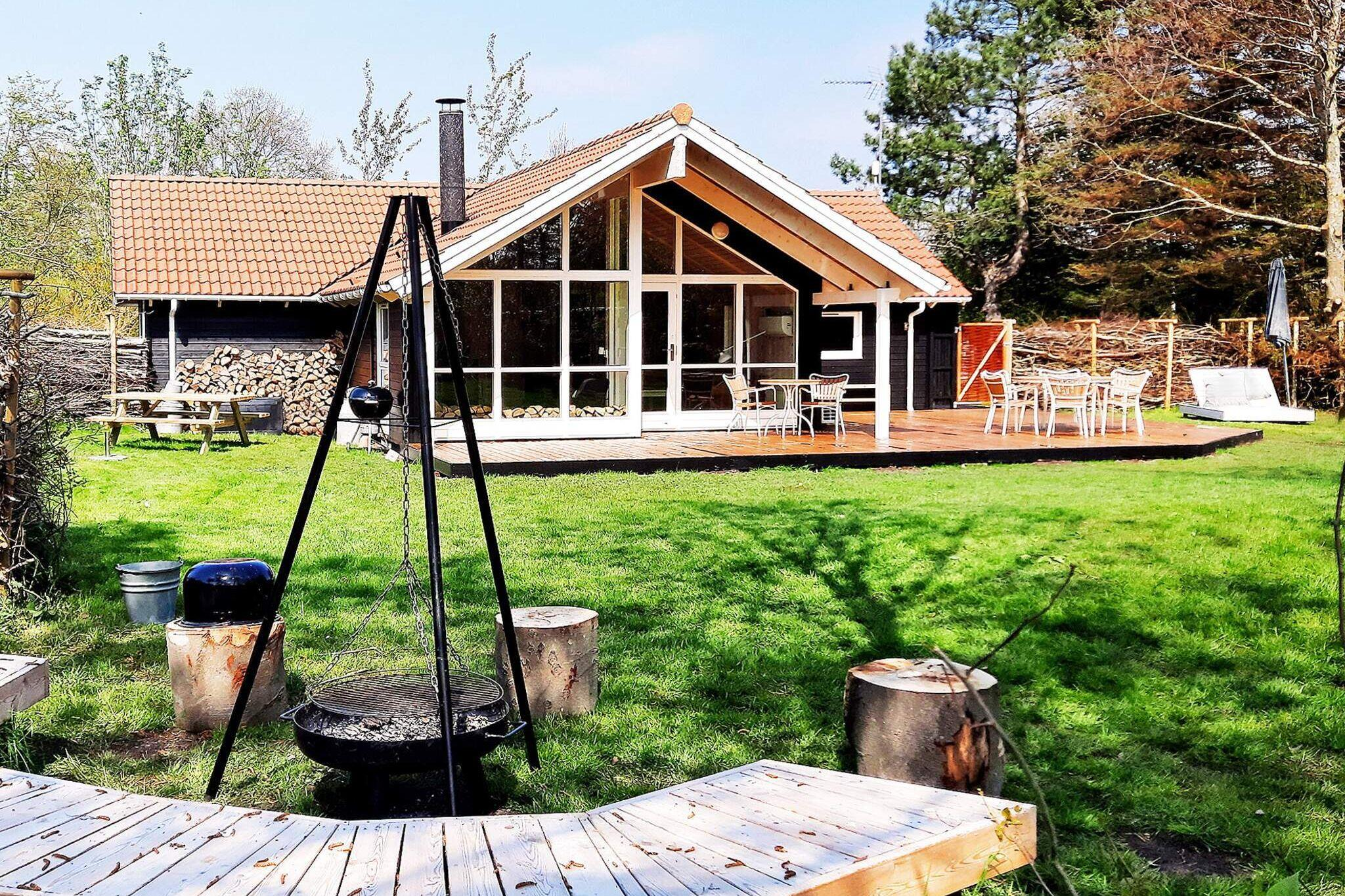 Sommerhus til 6 personer ved Dannemare