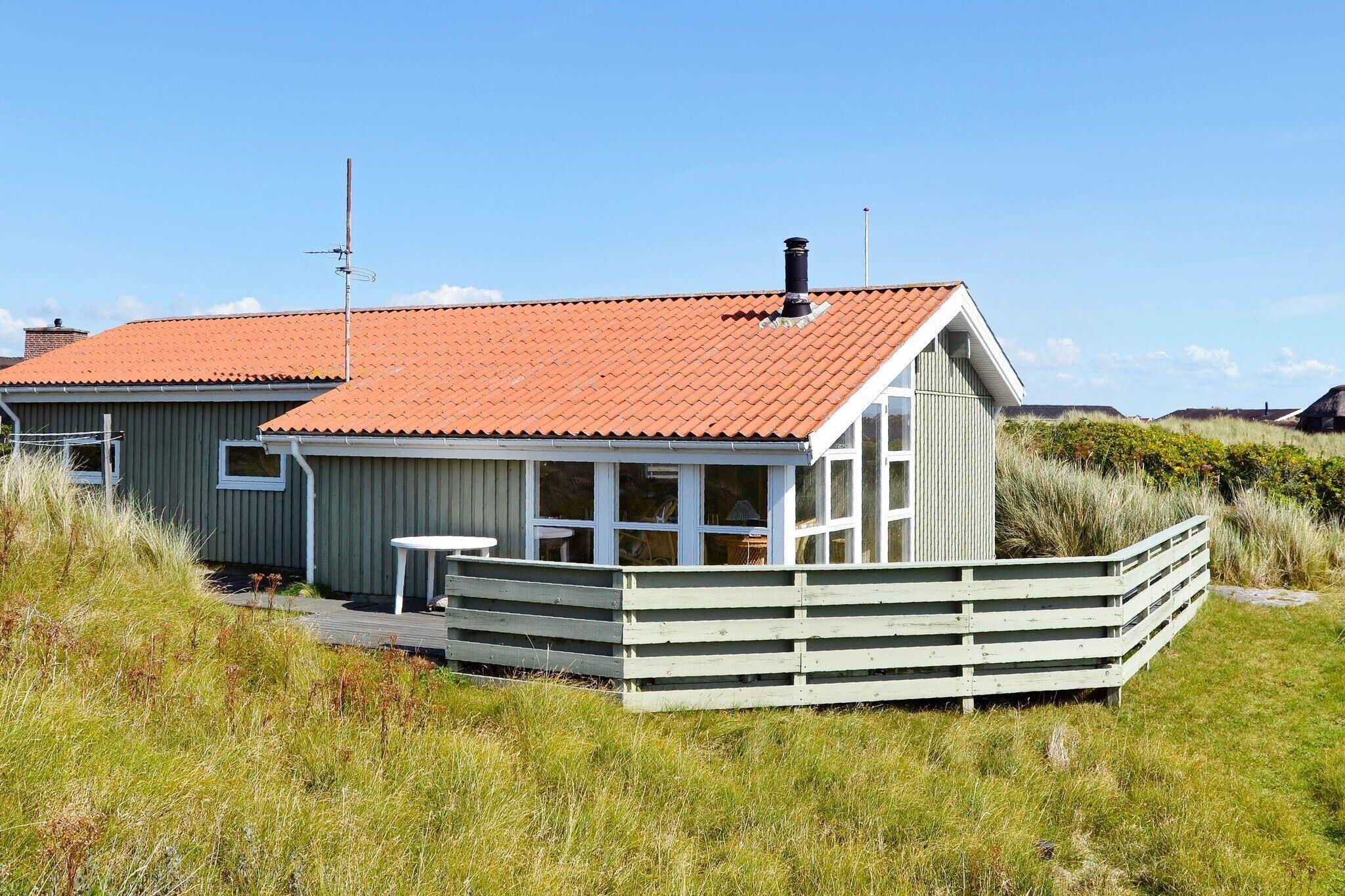 Sommerhus til 6 personer ved Fanø