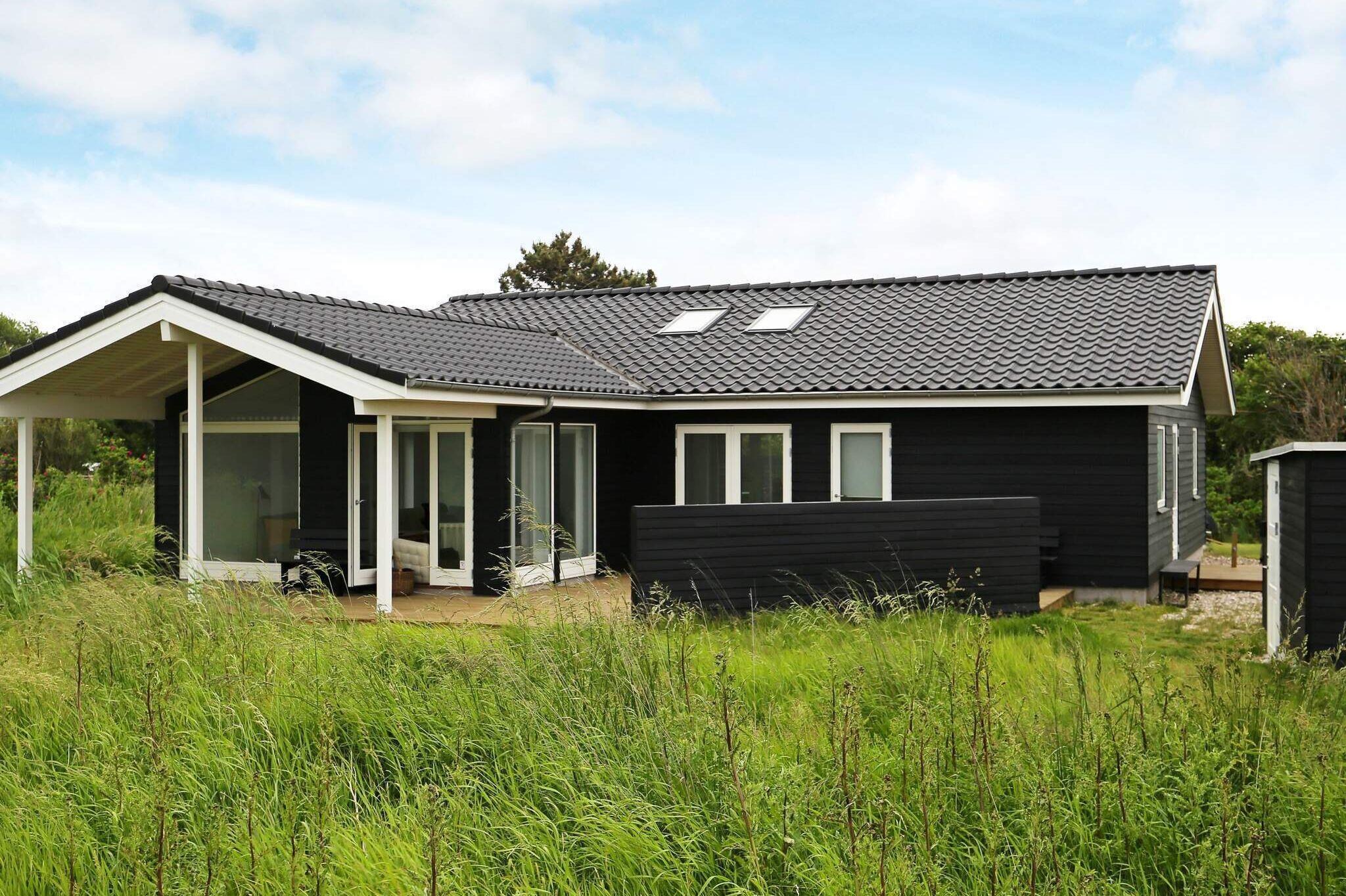 Sommerhus til 6 personer ved Hundested