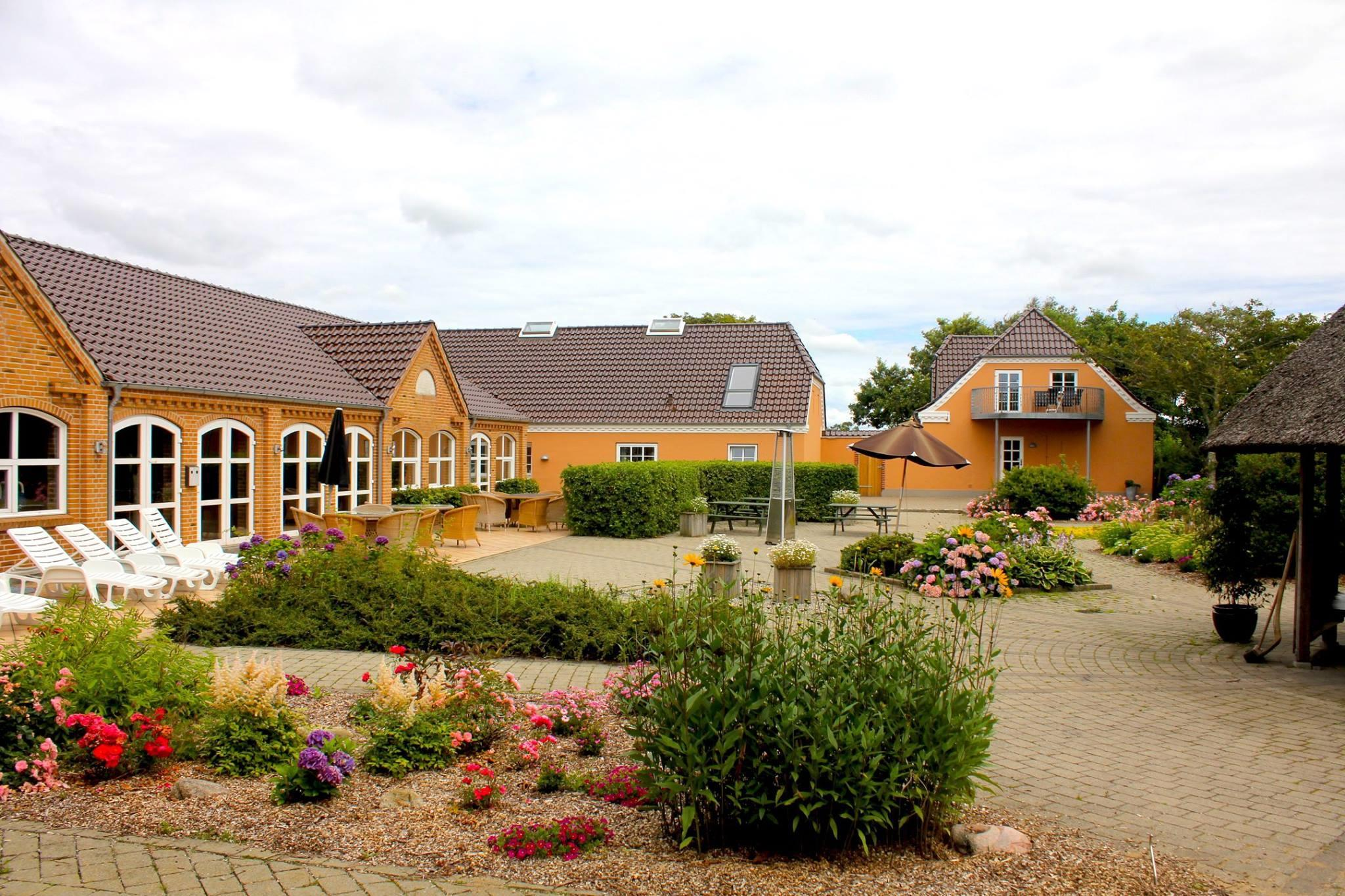 Sommerhus til 38 personer ved Outrup