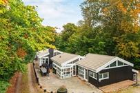 Sommerhus til 14 personer ved Glesborg