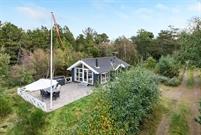Sommerhus til 4 personer ved Læsø, Vesterø Syd
