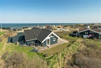 Sommerhus til 6 personer ved Lønstrup