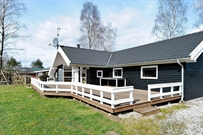 Sommerhus til 10 personer ved Fårvang