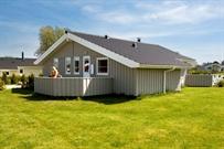 Sommerhus til 8 personer ved Rude