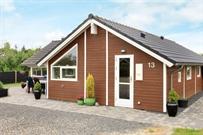Sommerhus til 7 personer ved Hemmet
