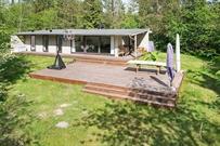 Sommerhus til 6 personer ved Bording
