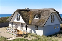 Sommerhus til 12 personer ved Hirtshals