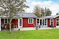 Sommerhus til 6 personer ved Store Fuglede