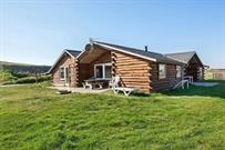 Sommerhus til 10 personer ved Harboøre