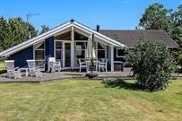Sommerhus til 8 personer ved Faxe Ladeplads
