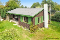 Sommerhus til 4 personer ved Skovmose