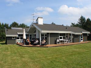 Sommerhus til 12 personer ved Saltum