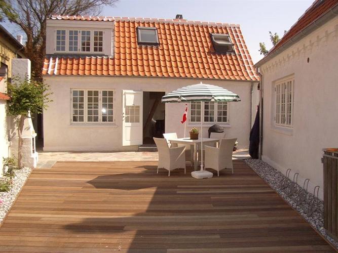 Sommerhus til 6 personer ved Skagen, Midtby