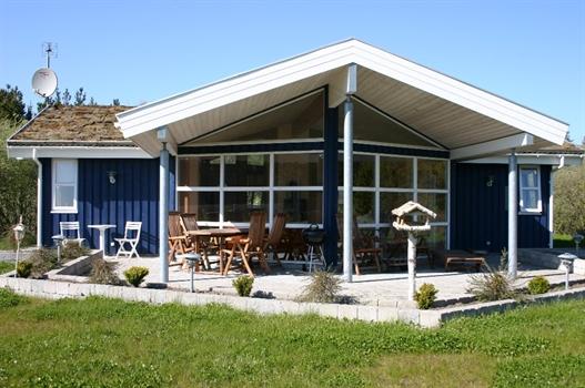 Unikt sommerhus ved Blokhus Strand i Nordjylland. Udlejes direkte af ejer