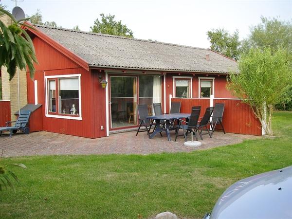 Sommerhus til 6 personer ved Hummingen