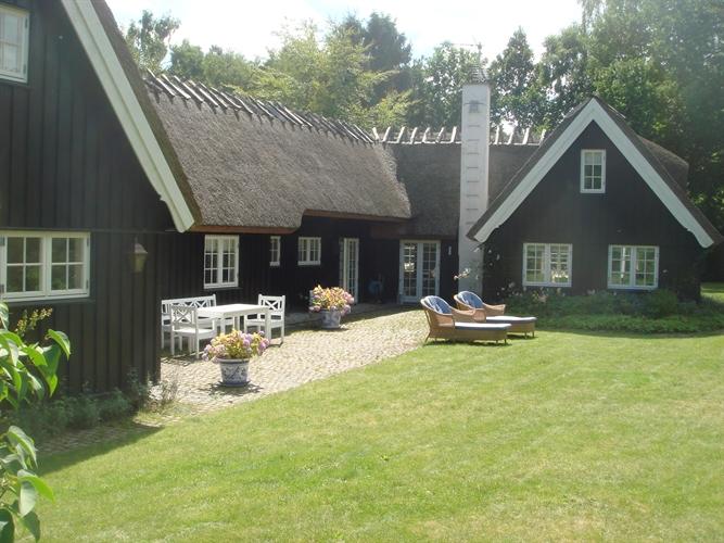 Sommerhus til 10 personer ved Hornbæk