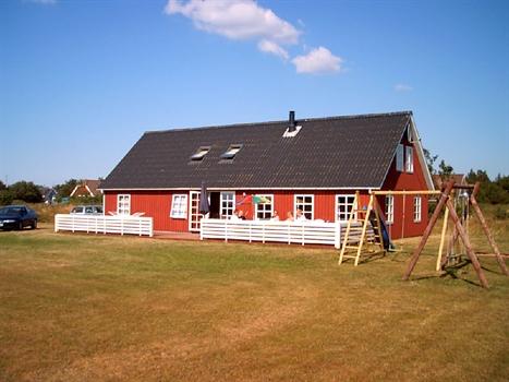 Poolhus til 12 personer ved Rømø